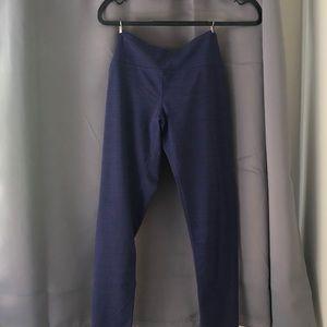 Tuff Athletics purple leggings
